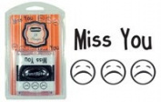 Just Rite Stampers 2 X Stampers - Miss You & Sad Faces
