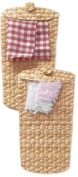 Laundry Hampers Dimensional Embellishments for Scrapbooking