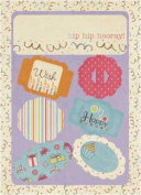 Durham All Kinds Of Happy Lickety Splits Cardstock Stickers