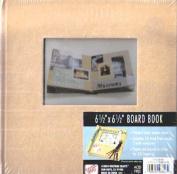 17cm X 17cm Board Book