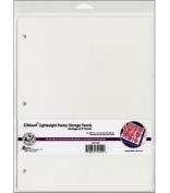 Sunday Int Stamp N' Stor Storage Panels 5/Pkg-22cm by 28cm