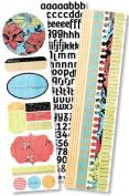 Pink Paislee - Fascinating Sticker Book