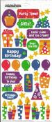 Birthday Party Scrapbook Stickers