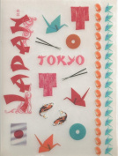 Japan Rub-ons for Scrapbooking