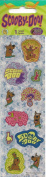 Scooby Doo Mystery Scrapbook Stickers