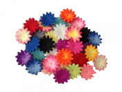 (50) Petals~Mix Lot Mini Gerbera Daisy Petals-2.5cm