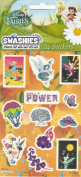 DISNEY'S FAIRIES SWASHIES (1 PACK - 24 STICKERS) STICKERS THAT WASH AWAY WITH EASE