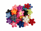 (50) Petals~Mix Lot Hibiscus Flower Petals-6.4cm
