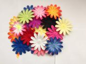 (50) Petals~Mix Lot Spring Daisy Petals-10cm