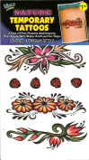TATTOOS TEMPORARY PRETTY BY WOLF NOVELTIES