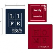 Heidi Swapp Self-Adhesive Credit Card Frames, 17/Pkg
