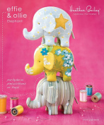 Heather Bailey Heather Bailey Patterns Effie & Ollie Mini Elephant Pattern HBA-MP004
