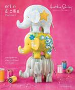 Heather Bailey Heather Bailey Patterns Effie & Ollie Mini Elephant Pattern HBA-MP004