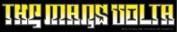 The Mars Volta Tribal Logo Sticker