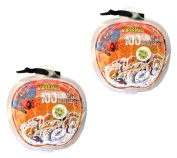 Spiderman Halloween 100 Ct Stickers Marvel (2 Pack) # 9906-2pk