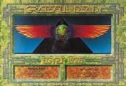 The Grateful Dead Egypt 78 Sticker