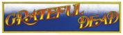 The Grateful Dead Band Logo Sticker