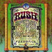 Rush Feedback Sticker