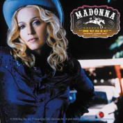 Madonna Music Sticker