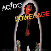 AC/DC Powerage Sticker
