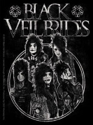 Black Veil Brides Circle Sticker