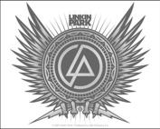 Linkin Park Bird Crest Sticker