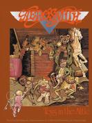Aerosmith Toys Sticker