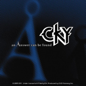 CKY An Answer Can Be Found Sticker