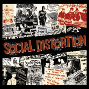 Social Distortion Newspaper Sticker
