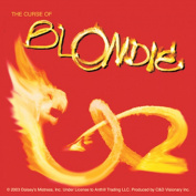 Blondie Dragon Sticker
