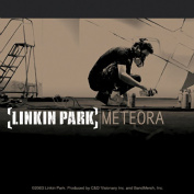 Linkin Park Meteora Album Cover Sticker