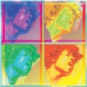 Jimi Hendrix 4 El Sticker