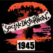 Social Distortion 1945 A-Bomb Sticker