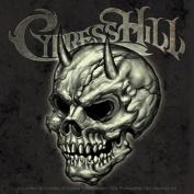 Cypress Hill Skull W/Horns Sticker