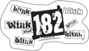 Blink-182 Dc Punk Sticker