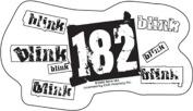 Blink-182 Dc Punk Sticker