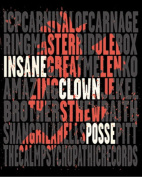 Insane Clown Posse Carnage Sticker