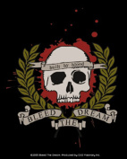Bleed The Dream Built By Blood Sticker