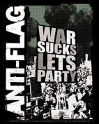 Anti-Flag War Sucks Sticker