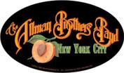 Allman Brothers New Yorksticker