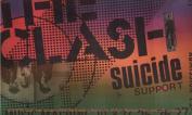 The Clash Suicide Sticker