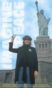 John Lennon Imagine Peace Sticker