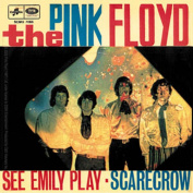 Pink Floyd Emily Sticker