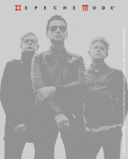 Depeche Mode Grey Photo Sticker