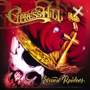 Cypress Hill Stoned Raiders Logo Sticker