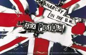 Sex Pistols Ripped Flag Sticker