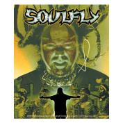 Soulfly Green/Yellow Sticker