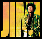 Jimi Hendrix In Jimi Sticker