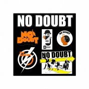No Doubt Nd Sticker Sheet Sticker Set