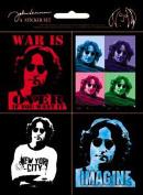 John Lennon Assorted Sticker Set